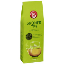 Teekanne Grüner Tee China Auslese lose 250G