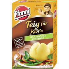 Pfanni Teig für Klöße aus gekochten Kartoffeln für 10 Stück 275 g