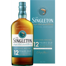 The Singleton 12 Jahre Single Malt Whisky 40% 700ml