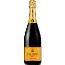 Veuve Clicquot Champagner Brut mit Geschenkverpackung 0,75L