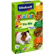Vitakraft Meerschweinchen Kräcker Trio-Mix 168 g