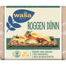 Wasa Knäckebrot Roggen dünn 205 g