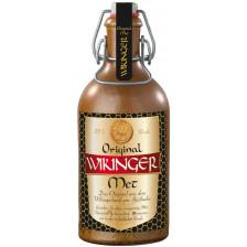 Wikinger Met Honigwein im Tonkrug 500ml