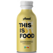 YFood Happy Banana Trinkmahlzeit 500ml