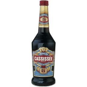L'Héritier -Guyot Cassissée Crème de Cassis de Dijon