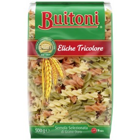 Buitoni Nudeln Eliche Tricolore