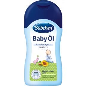 Bübchen Baby Öl mit Sonnenblumenöl und Sheabutter