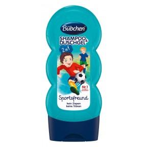 Bübchen Shampoo & Duschgel 2in1 Sportsfreund