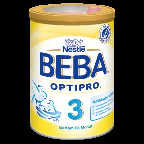BEBA OPTIPRO 3 ab dem 10. Monat