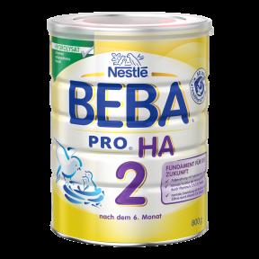 BEBA Pro HA 2 nach dem 6.Monat