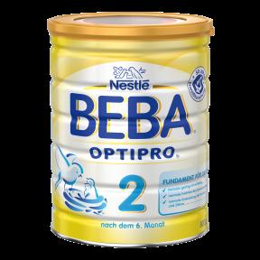 BEBA OPTIPRO 2 nach dem 6. Monat