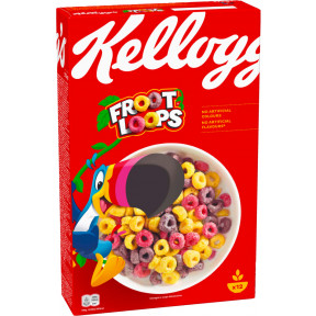 Kelloggs Froot Loops 375G