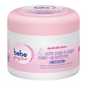 bebe Young Care Soft Pads & Augenmake-Up Entferner