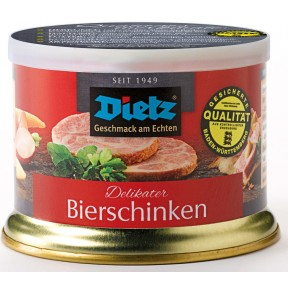 Dietz Delikater Bierschinken