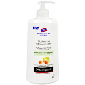 Neutrogena Bodylotion mit Nordic Berry