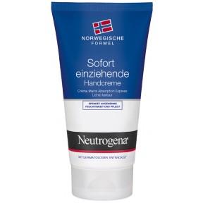 Neutrogena Sofort Einziehende Handcreme 75 ml