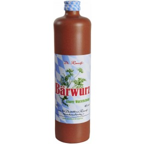 Destillerie Dr. Rauch Bärwurz klarer Wurzelschnaps