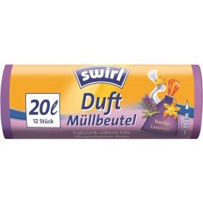 Swirl Duft Müllbeutel 20L