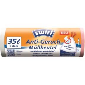 Swirl Anti-Geruch-Müllbeutel 35L