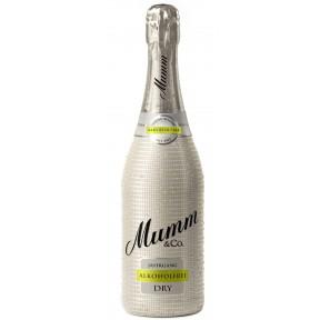 Mumm Dry Alkoholfreier Jahrgangssekt Trocken 0,75 ltr
