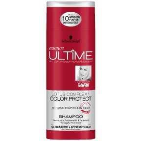 Schwarzkopf Essence Ultime Lotus Complex - Color Protect Shampoo