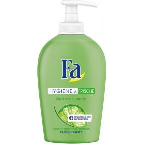 Fa Flüssigseife Hygiene & Frische Duft der Limette 250 ml