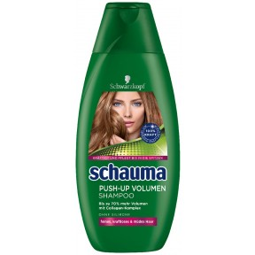 Schauma Shampoo Push-Up Volumen