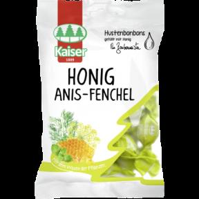 Kaiser Honig Anis-Fenchel 90 g