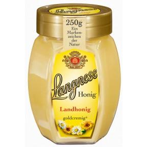 Langnese Landhonig goldcremig mittel 250 g