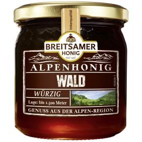 Breitsamer Alpenhonig Wald