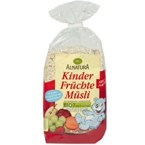 Alnatura Bio Kinder Füchte Müsli