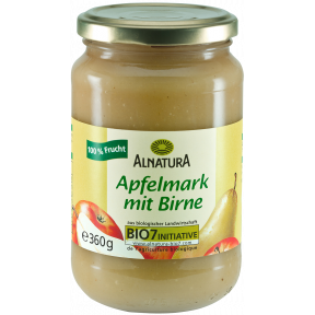Alnatura Bio Apfelmark mit Birne