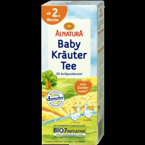Alnatura Bio Baby Kräuter Tee, ab der 2. Woche
