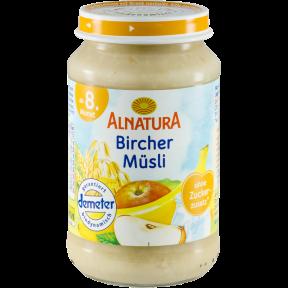 Alnatura Bio Bircher Müsli, ab dem 8. Monat 190 g