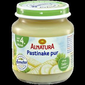Alnatura Bio Pastinake pur, nach dem 4. Monat