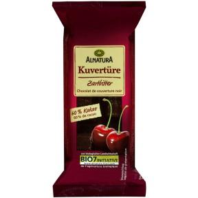 Alnatura Bio Kuvertüre zartbitter 60% Kakao