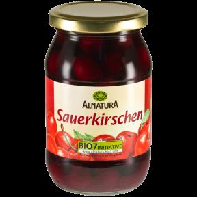 Alnatura Bio Sauerkirschen entsteint
