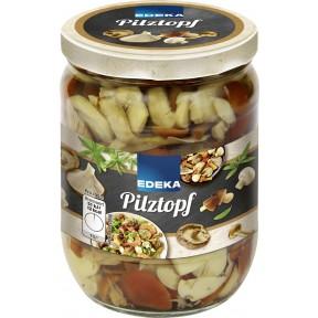 EDEKA Pilztopf