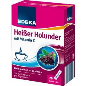 EDEKA Heißer Holunder mit Vitamin C
