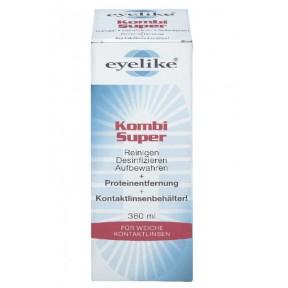 eyelike Kombi Super Proteinentfernung für weiche Kontaktlinsen
