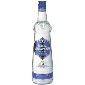 Gorbatschow Wodka Blue Label