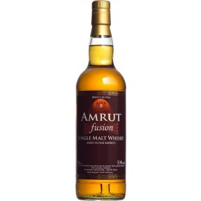 Amrut Fusion Single Malt India Whisky