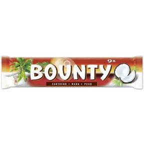 Bounty Kokosriegel zartbitter