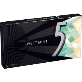 Wrigleys 5 Gum Sweet Mint