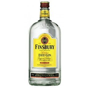 Finsbury Distilled London Dry Gin 0,7 ltr