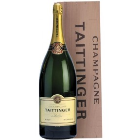 Taittinger Champagner Brut Reserve Methusalem Flasche 6 Liter