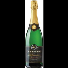 Durbacher Edelmann Sekt trocken 2019 0,75 ltr