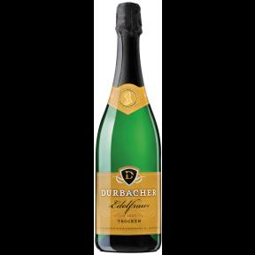 Durbacher Edelfrau Sekt trocken 2017 0,75 ltr
