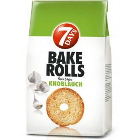 7 Days Bake Rolls Knoblauch
