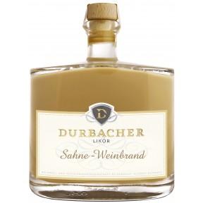 Durbacher Sahne-Weinbrand Likör 0,5 ltr